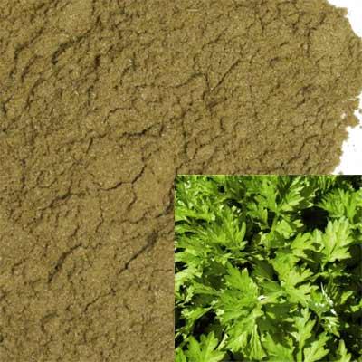 The 1kg powder mugwort tea for mugwort powder duties: Mugwort powder  mugwort tea: Powdery mugwort tea: A mugwort end: Dietary fiber: Domestic