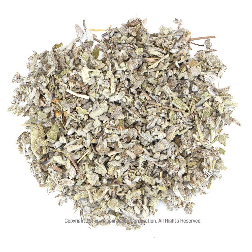 コモンセージ茶 コモンセイジ茶 サルビア ハーブティー セージ 最新号掲載アイテム カットタイプ セージ茶 セージティー セール特価 50g