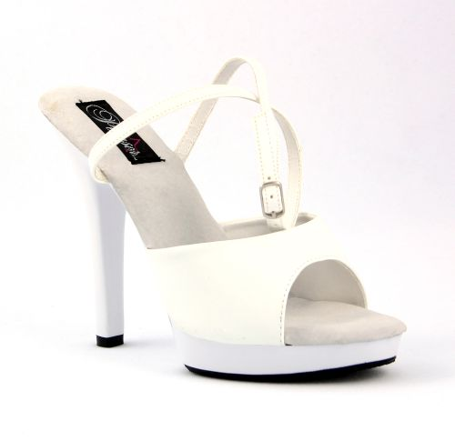 5 inches of high-heeled shoes / pin heel Lady's sandals / import shoes