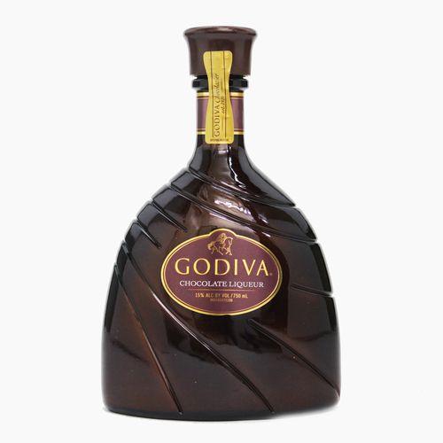 Liqueur Godiva 新品 送料無料 Chocolate リキュール 種子系 カカオ 750ml ゴディバ 15度 チョコレート 今ダケ送料無料 並行輸入品