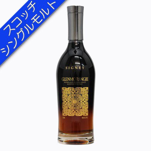 [スコッチ/シングルモルトウイスキー]グレンモーレンジ シグネット 750ml 46度【並行輸入品】