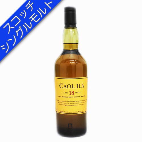 [スコッチ/シングルモルトウイスキー]カリラ 18年 700ml 43度【並行輸入品】