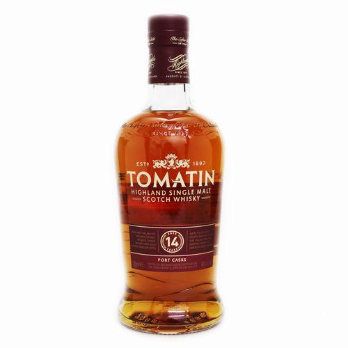 [スコッチ/シングルモルトウイスキー]トマーティン 14年 ポートカスク 700ml 46度【並行輸入品】