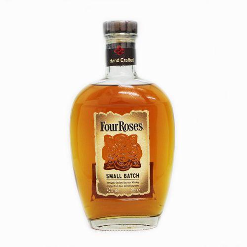 American Whisky Bourbon Four 定番 Roses 高級 Small Batch 700ml 並行輸入品 バーボンウイスキー 45度 アメリカン スモールバッチ フォアローゼス