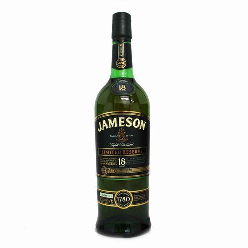 [アイリッシュウイスキー]ジェムソン 18年 700ml 40度【並行輸入品】