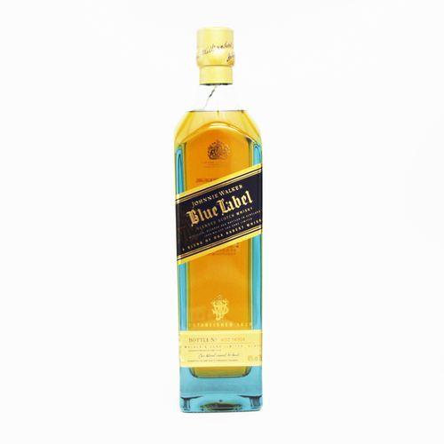 [ブレンデッドウイスキー]ジョニーウォーカー ブルーラベル 750ml 40度【オールドボトル】【中古】