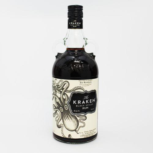 発売モデル Rum Kraken ラム 記念日 クラーケン 750ml 並行輸入品 47度