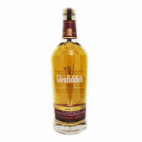 [スコッチ/シングルモルトウイスキー]グレンフィディック 25年 レアオーク 700ml 43度【並行輸入品】
