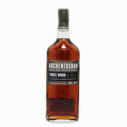 [スコッチ/シングルモルトウイスキー]オーヘントッシャン スリーウッド 700ml 43度【並行輸入品】
