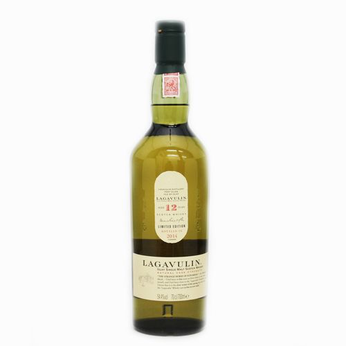 [スコッチ/シングルモルトウイスキー]ラガヴーリン 12年カスクストレングス 700ml 56.1度【並行輸入品】