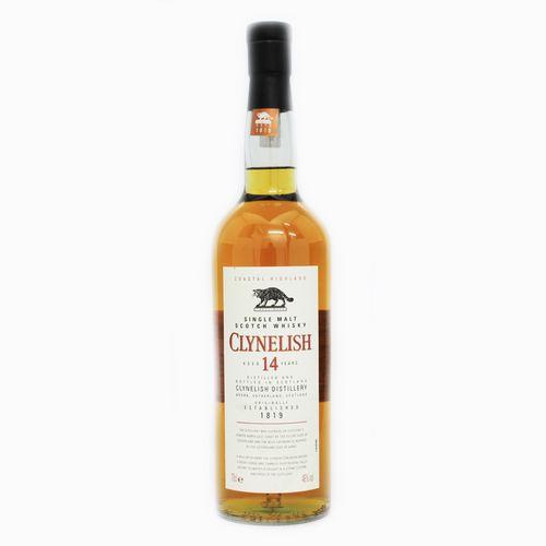 [スコッチ/シングルモルトウイスキー]クライヌリッシュ 14年 700ml 46度【並行輸入品】