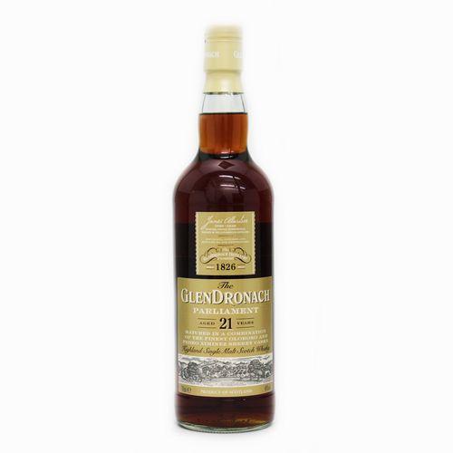 [スコッチ/シングルモルトウイスキー]グレンドロナック パーラメント 21年 700ml 48度【並行輸入品】
