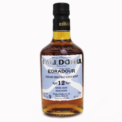 [スコッチ/シングルモルトウイスキー]エドラダワー 12年 カレドニア アンチルフィルタード 700ml 46度【正規品】