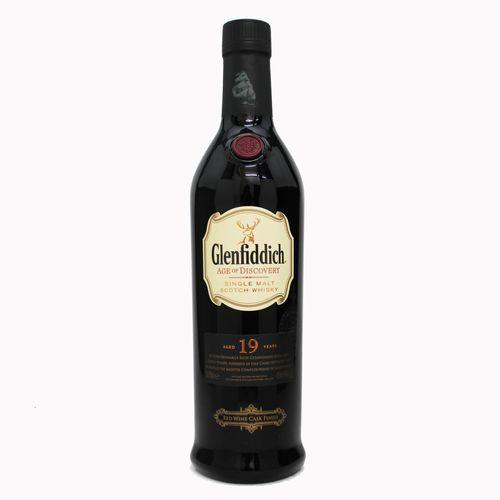 [スコッチ/シングルモルトウイスキー]グレンフィディック 19年 ディスカバリー レッドワインカスク 700ml 40度【並行輸入品】