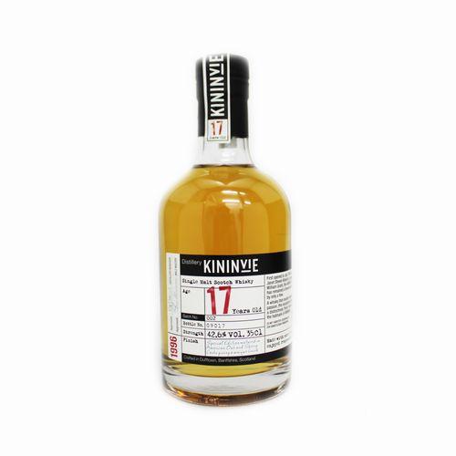 [スコッチ/シングルモルトウイスキー]キニンヴィ 17年 350ml 42.6度【並行輸入品】
