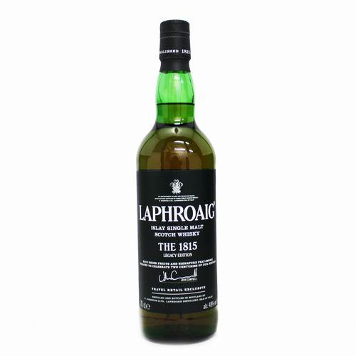 [スコッチ/シングルモルトウイスキー]ラフロイグ 1815 レガシー エディション 700ml 48度【並行輸入品】
