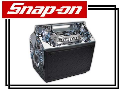 Snap-on(スナップオン)クーラーボックス「BOSS IGLOO COOLER - ENGINE」