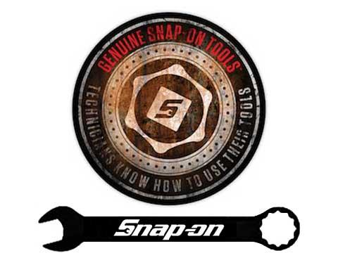 ネコポス385円で配送可能 スナップオングッズ総数200点超 Snap-on スナップオン ストア 新色追加して再販 GENUNIE ステッカー DECAL CIRCLE
