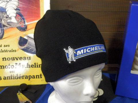 """米其林 (米其林) 针织帽""""可逆针织帽。"""
