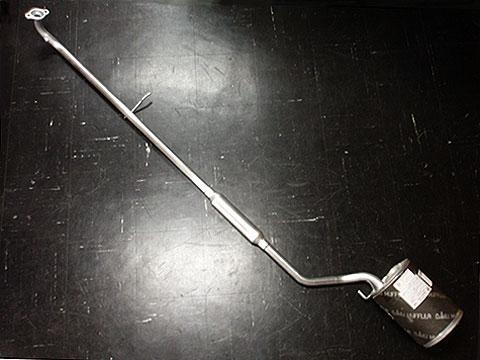 『純正タイプ リヤマフラー』MDH-9287SUS(ダイハツ,ミラ,L700S,L700V)車検対応、ガスケット付