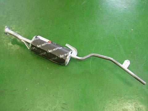 『純正タイプ リヤマフラー』MSS-9164(マツダ,スクラム,DJ51T)車検対応、ガスケット付
