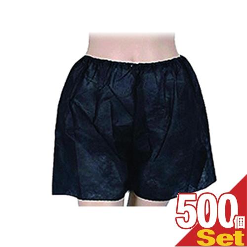 「業務用」「使い捨て」「個包装」ペーパートランクス(paper trunks) 男女兼用x500個セット 【smtb-s】
