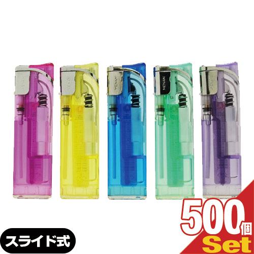 「業務用」「荷重式電子ライター」タイメリージャパン MENAM(メナム) スライド式電子ライター x 500個セット