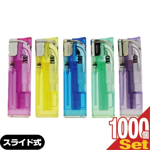 「業務用」「荷重式電子ライター」タイメリージャパン MENAM(メナム) スライド式電子ライター x 1,000個セット