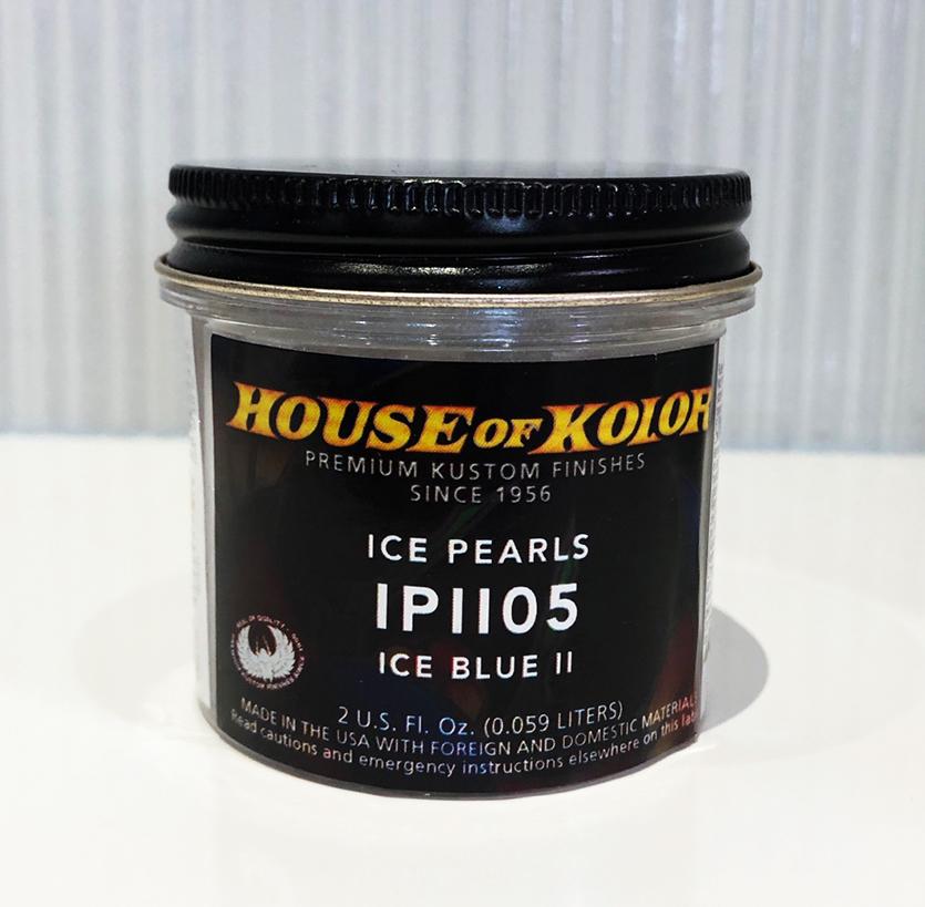 ハウスオブカラー フレーク IP2-05 アイスブルー ICE BLUE 塗料 ペイント 塗装 アート 建築 車 デザイン 別倉庫からの配送 HOK カラー ふるさと割 カスタムカラー ラメ バイク