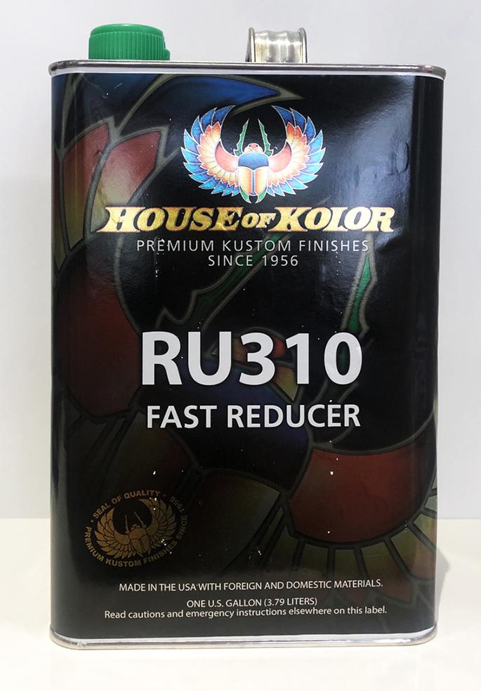 ハウスオブカラー シンナー ファスト RU310 FAST 塗料 ペイント 塗装 車 バイク 建築 カラー カスタムカラ アート ファッション デザイン シンナー HOK