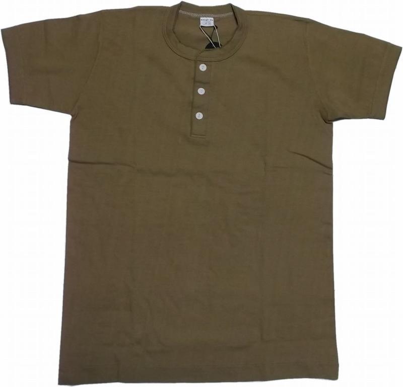 シンプルなデザインと究極の着心地のヘンリーネックTee エントリーエスジー ソノラ ブロンズ 半袖 ヘンリーネック Tシャツ 228 SG ショッピング メンズ 10%OFF SONORA BRONZE ENTRY