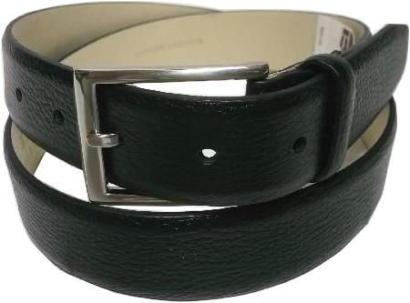 トラファルガー 本革製 レザーベルト 黒 ブラック メンズ TRAFALGAR LEATHER BELT 010