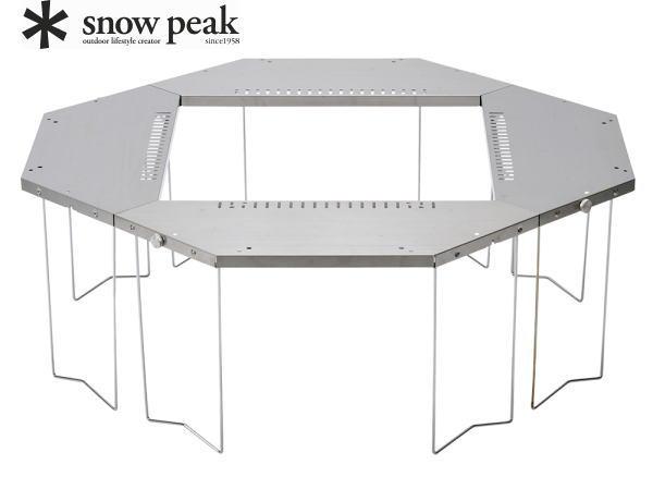 【スノーピーク】Jikaro Table ジカロテーブル-送料無料-