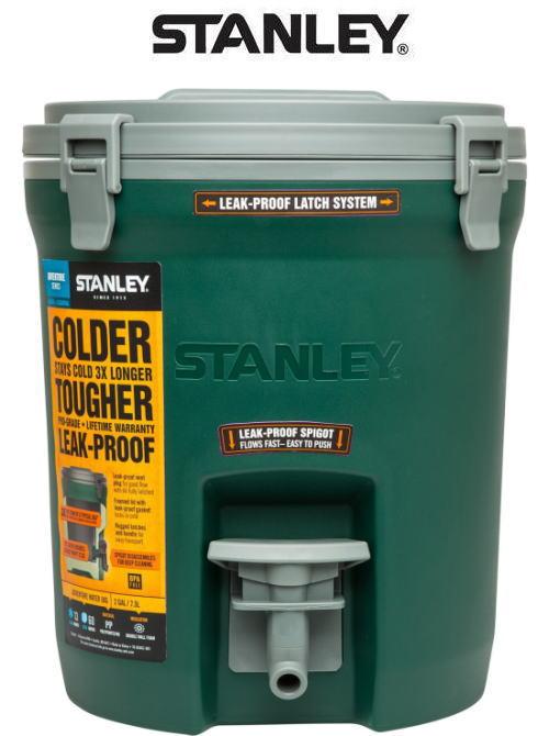【 STANLEY 】ウォータージャグ 7.5L
