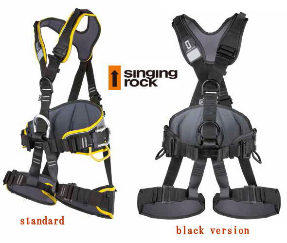 【 SINGING ROCK 】PROFI WORKER 3Dプロフィワーカー3D(スタンダードバックル)●送料無料●