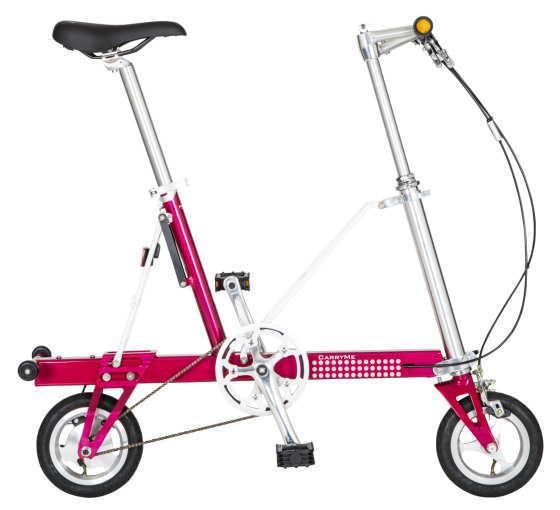 【 Pacific Cycles Japan 】CarryMe キャリーミー(エアータイヤ仕様)●送料無料●