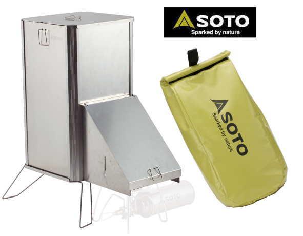 【 SOTO 】たくみ香房フルセット ST-129S