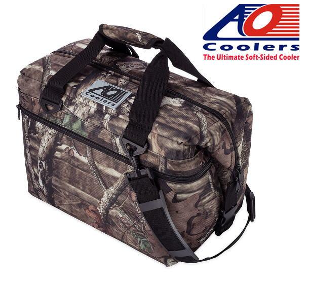 【 AO Coolers 】12PK MOSSY OAK COOLER12パック モッシーオーク(ソフトクーラー)●送料無料●