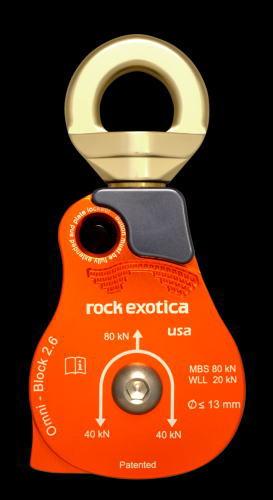 【 Rock Exotica 】ロックエキゾティカOmni-Block2.6 オムニブロック2.6●送料無料●