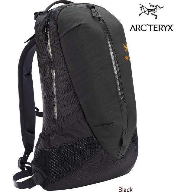 【 ARC'TERYX 】アークテリクスArro 22アロー 22 バックパック●送料無料●