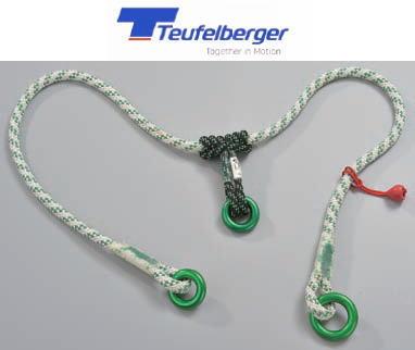 【 Teufelberger 】multi SAVER 1.5m(マルチセーバー1.5m)ツリーアンカーデバイス●送料無料●