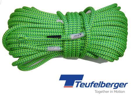 【 Teufelberger 】Tachyon 11.1mm(1アイ) 45M●送料無料●
