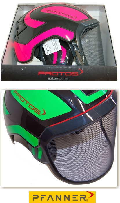 ≪メーカー取り寄せ商品≫ PFANNER ファナー 正規販売店 ブラックシリーズ ヘルメット-送料無料- インテグラル フォレスト プロトス 本日限定