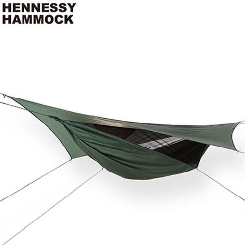 【 HennessyHammock 】ヘネシーハンモックエクスペディションA-SYM ZIP●送料無料●