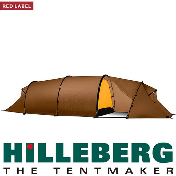 【 HILLEBERG 】カイタム4GT サンド ≪レッドレーベル≫●送料無料●