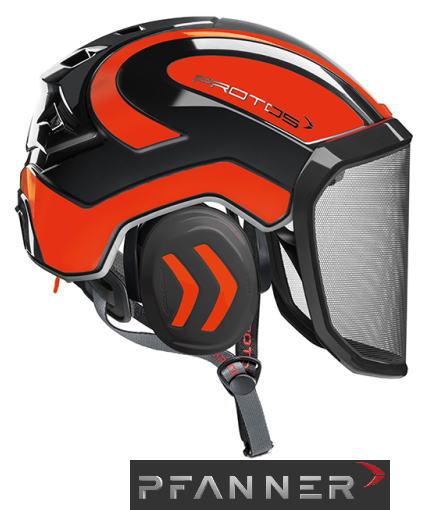 ≪メーカー取り寄せ商品≫ PFANNER ファナープロトス インテグラル フォレスト Color ネオンオレンジ-送料無料- 当店は最高な サービスを提供します 売店 ブラック ヘルメット