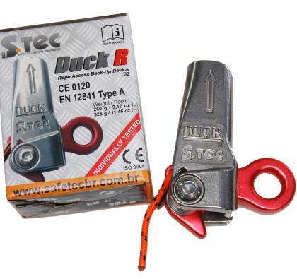 SAFE 海外限定 TEC DUCK Rロープアクセスバックアップディバイス ブランド激安セール会場 送料無料