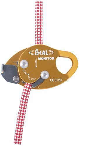 【 Beal PRO 】ベアールプロモニターアルミ製フォールアレストデバイス