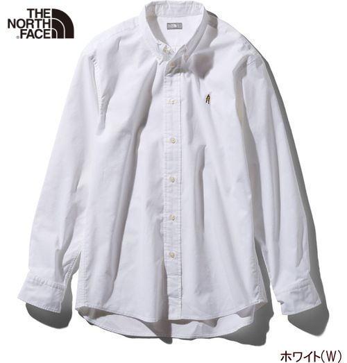 【ノースフェイス】ロングスリーブヒムリッジシャツ(メンズ)●送料無料●2020FW