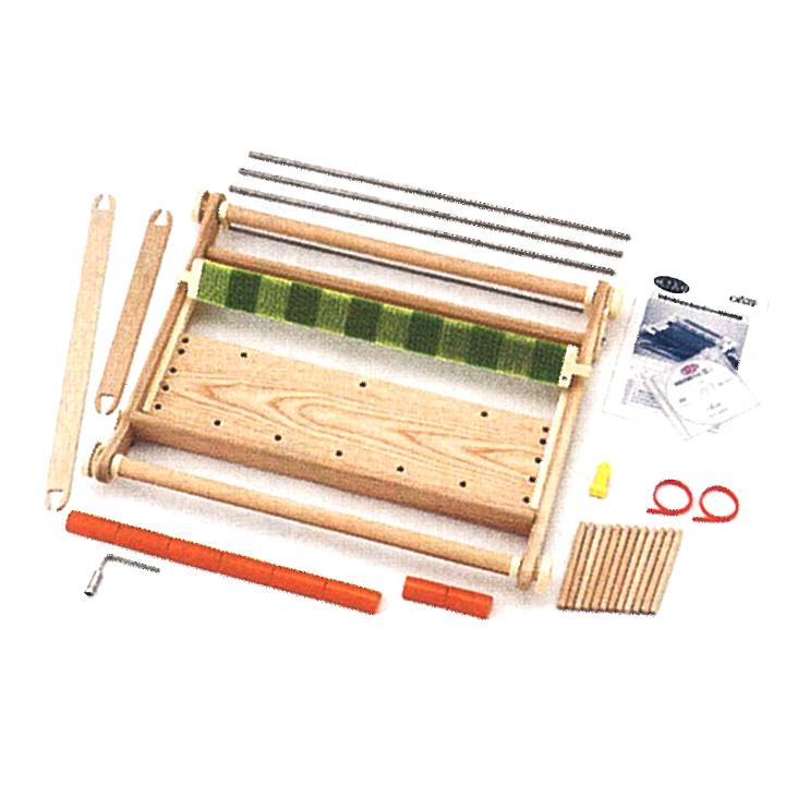 \新春SALE/ クロバー「咲きおり」 60cm 40羽セット|手織り機 編み物